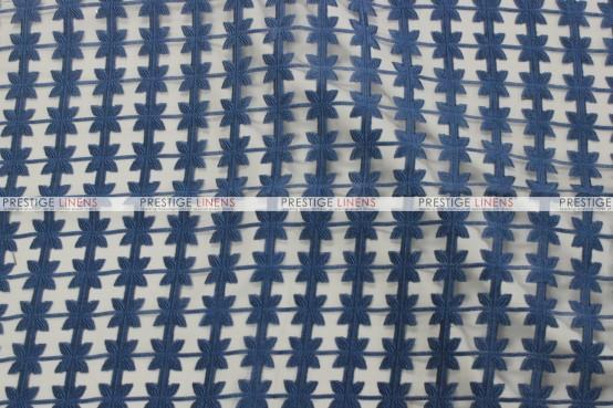 Valencia - Fabric by the yard - Blue