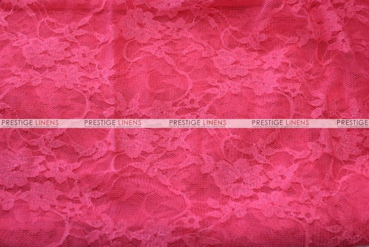 Victorian Stretch Lace Fabric By The Yard Dk Coral