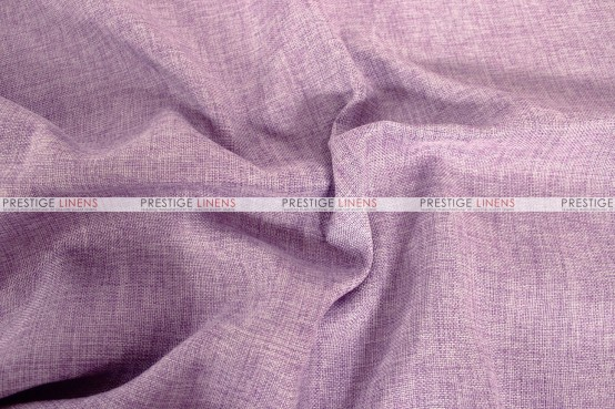 Vintage Linen - Fabric by the yard - Lavender