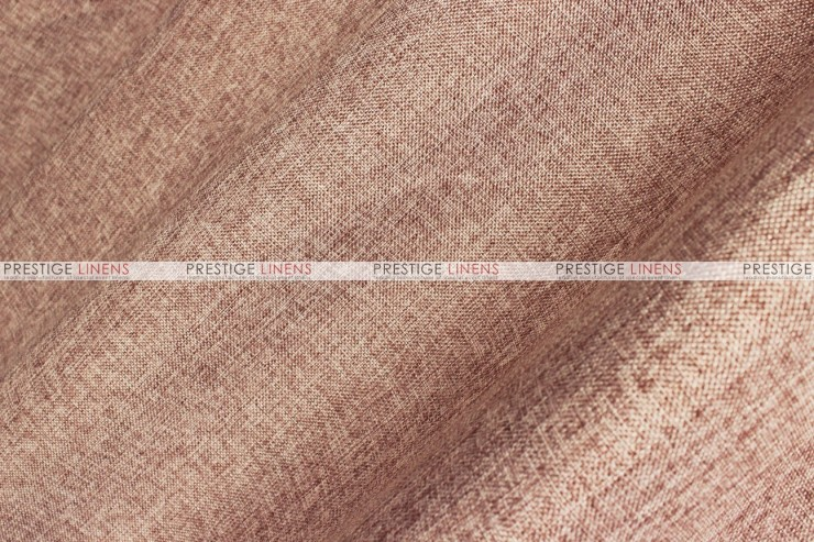 Vintage Linen - Fabric by the yard - Sepia