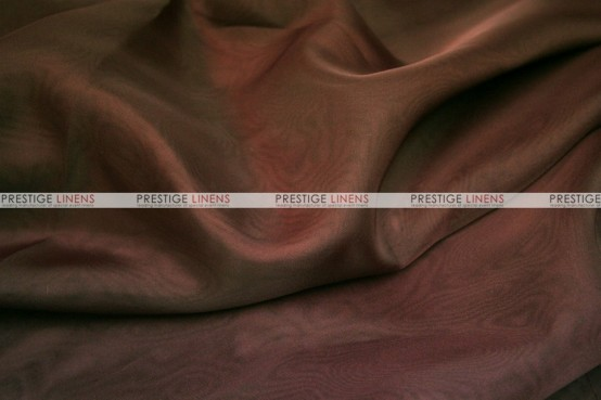 Voile - Fabric by the yard - Brown