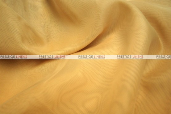 Voile - Fabric by the yard - Gold