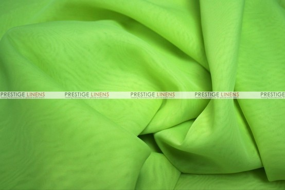 Voile - Fabric by the yard - Lime