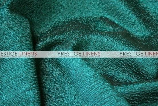 Luxury Textured Satin Draping - Emerald