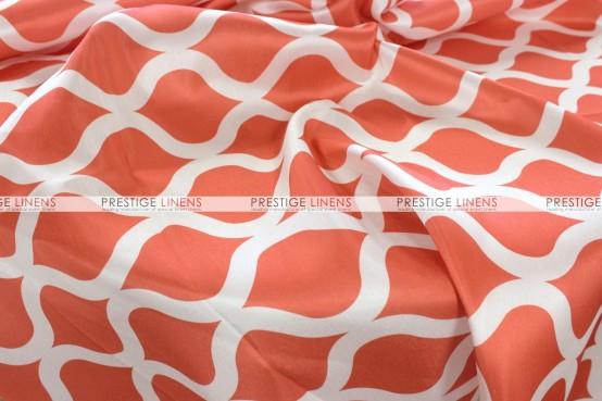 Wisker Bisket - Fabric by the yard - Orange