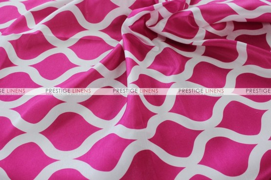 Wisker Bisket - Fabric by the yard - Pink