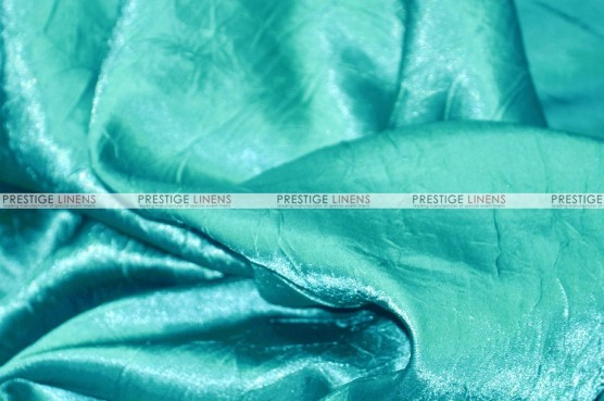 Crushed Bichon Table Runner - 951 Tiffani Blue
