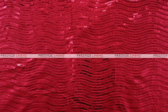 River Rock Table Runner - Red