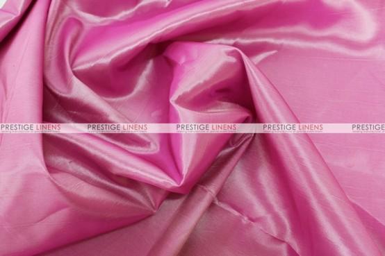Solid Taffeta Table Runner - 550 Flamingo