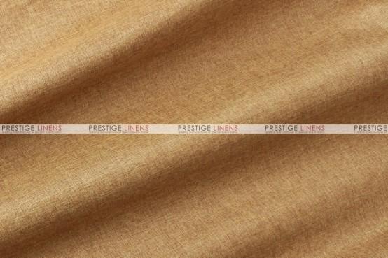 Vintage Linen Table Runner - Khaki