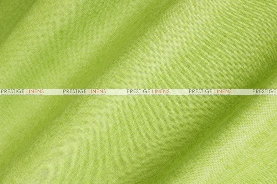 Vintage Linen Table Runner - Lime