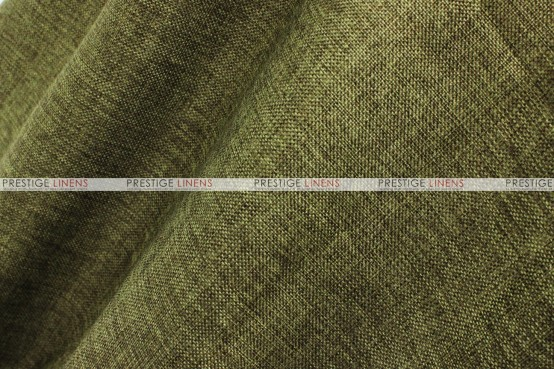 Vintage Linen Table Runner - Olive