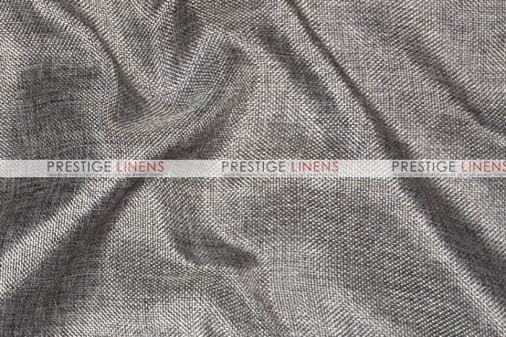 Vintage Linen Table Runner - Platinum