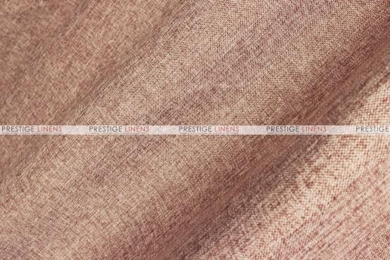 Vintage Linen Table Runner - Sepia