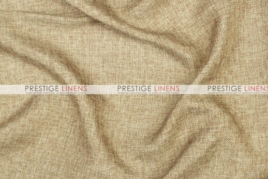 Vintage Linen Table Runner - Wheat