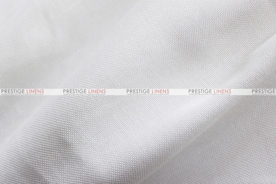 Vintage Linen Table Runner - White