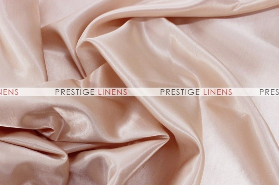 Shantung Satin Table Linen - 149 Blush