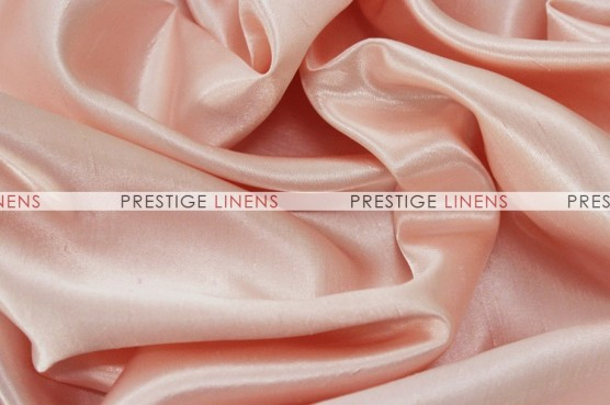 Shantung Satin Table Linen - 567 Blush Pink