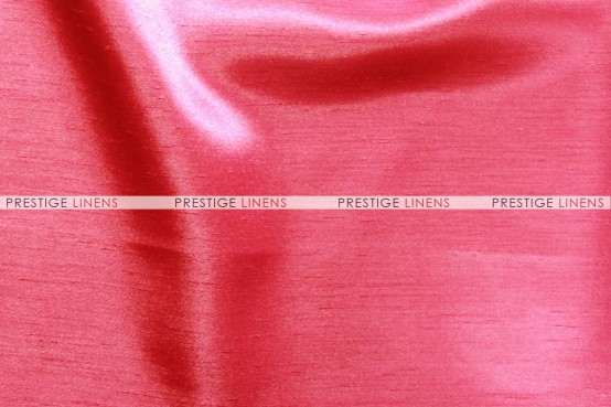 Shantung Satin Table Linen - 652 Pucci Rose