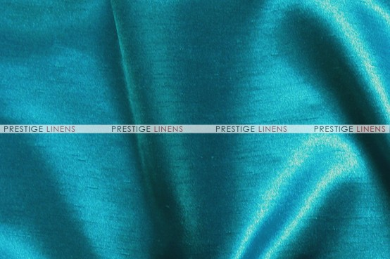 Shantung Satin Table Linen - 958 Peacock