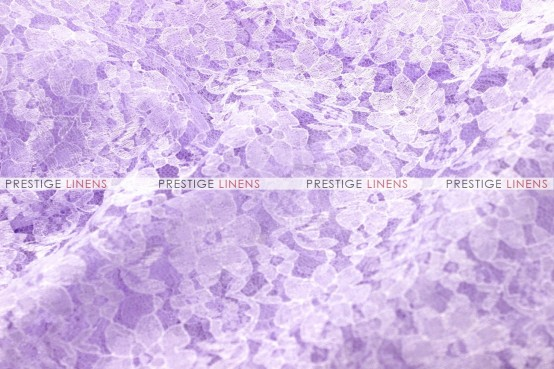 Rachelle Lace - Fabric by the yard - 1026 Lavender