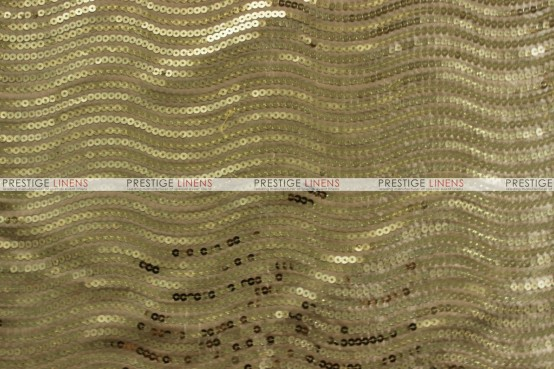 River Rock Draping - Gold