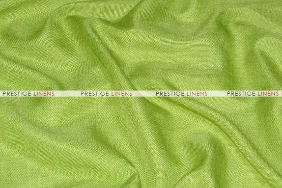 Vintage Linen Aisle Runner - Lime