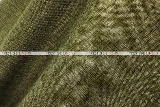 Vintage Linen Aisle Runner - Olive