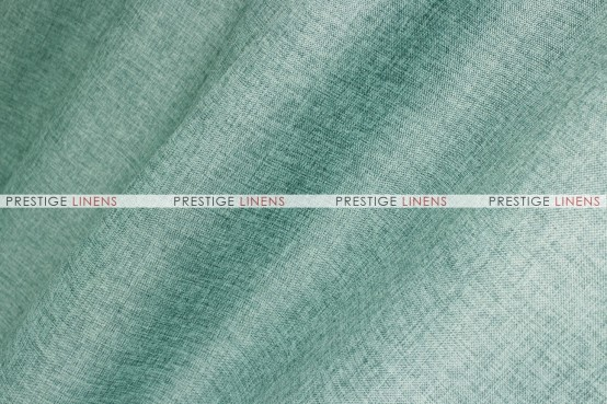 Vintage Linen Aisle Runner - Seafoam