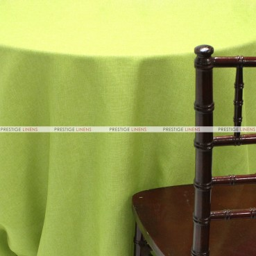 Vintage Linen Table Linen - Lime