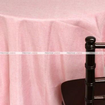 Vintage Linen Table Linen - Pink