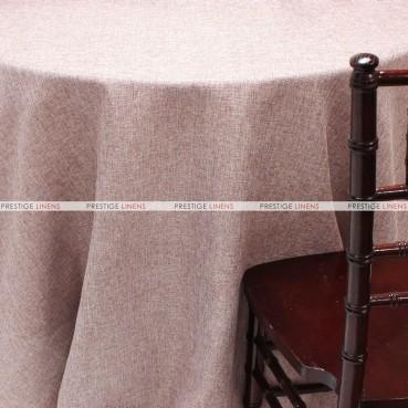 Vintage Linen Table Linen - Sepia