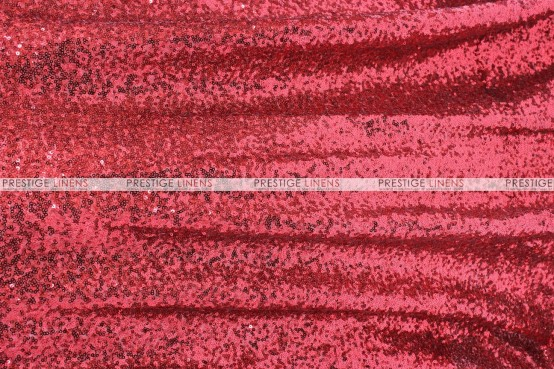 Glitz Draping - Red