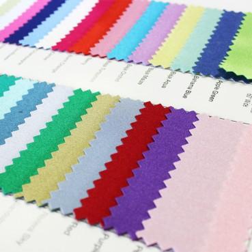 Mystiqe Satin (FR) Satin Color Card