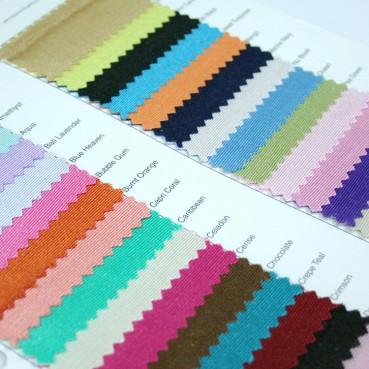 Bengaline (FR) Color Card