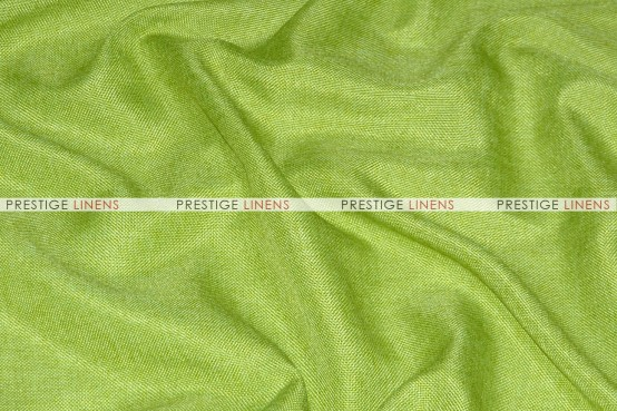 Vintage Linen Pillow Cover - Lime