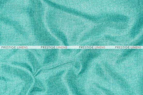Vintage Linen Aisle Runner - Tiffani Blue