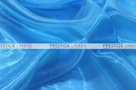 Mirror Organza Draping - 932 Turquoise