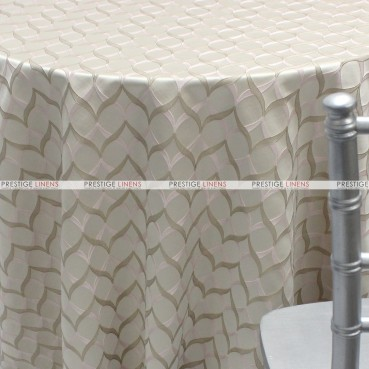 Helix - Fabric by the yard - Blush