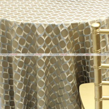 Helix - Fabric by the yard - Taupe