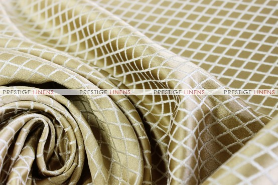Rene - Fabric by the yard - Gold