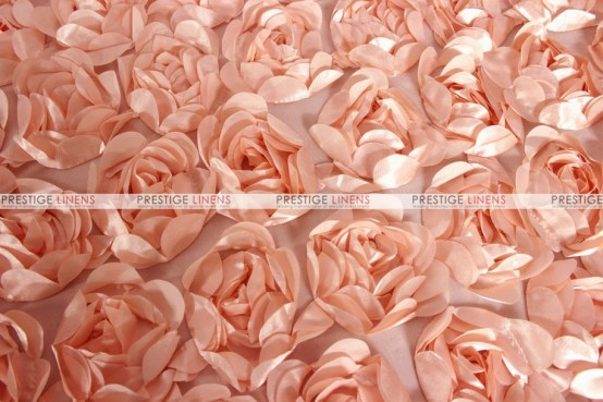 Rose Bordeaux - Fabric by the yard - Blush