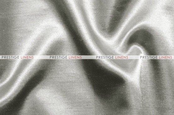 Shantung Satin - Fabric by the yard - 1140 Lt Grey