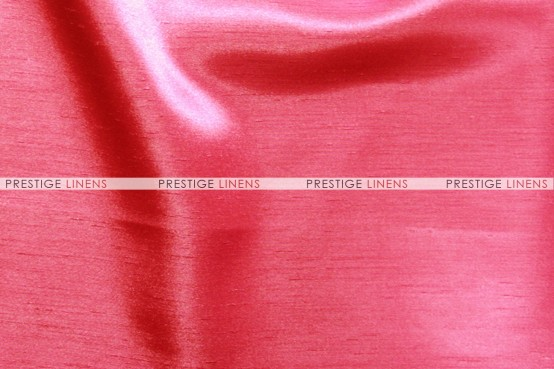 Shantung Satin - Fabric by the yard - 652 Pucci Rose