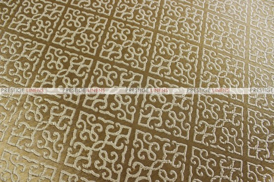 ALHAMBRA PILLOW COVER - GOLD