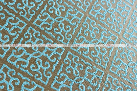 ALHAMBRA TABLE RUNNER - BLUE