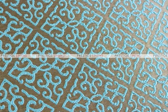 ALHAMBRA DRAPING - BLUE