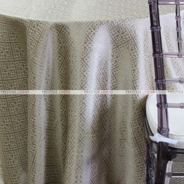 ALHAMBRA TABLE LINEN - TAUPE