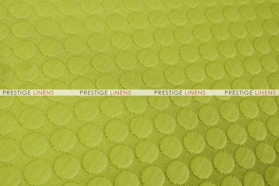 BUTTONS TABLE RUNNER - LIME
