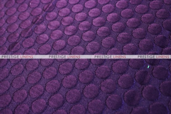 BUTTONS PILLOW COVER - PURPLE